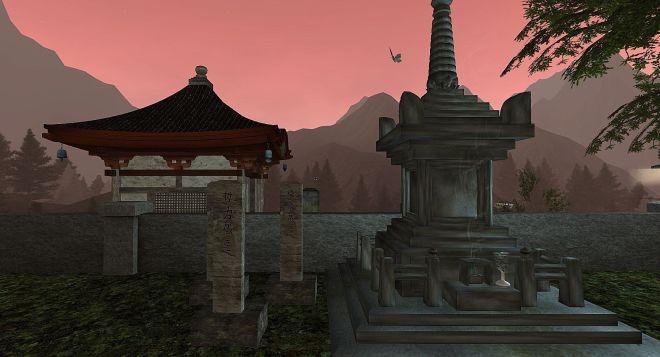 Nishi Graveyard3